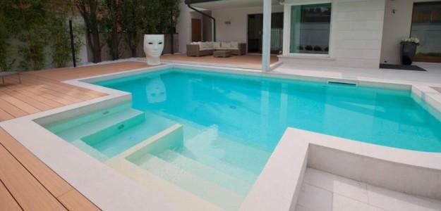 C mo elegir el color adecuado para mi piscina for Gresite piscinas colores