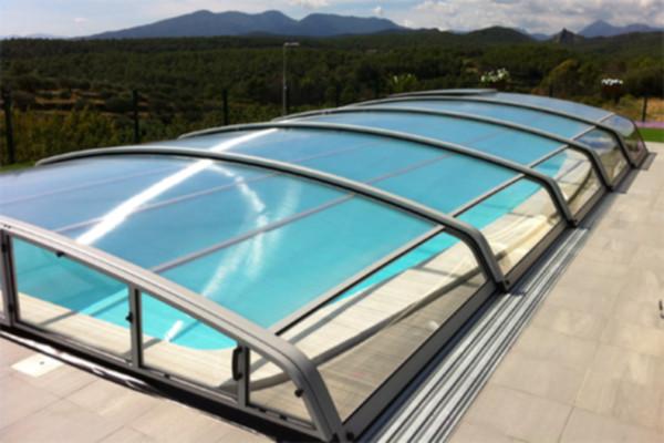 Cubierta de piscina precio elegant pida precio de Cubierta piscina precio