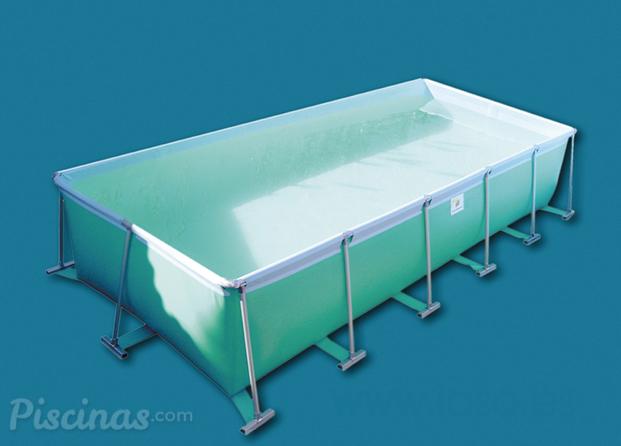 Paslpool piscinas anamer for Piscina elevada rectangular
