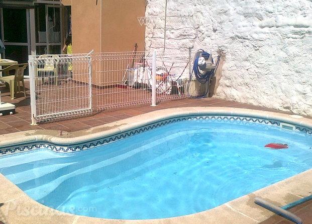 im genes de piscinas caspe