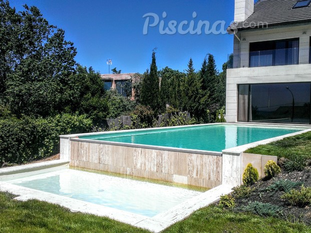 Im genes de poolfabrique for Piscina arroyomolinos