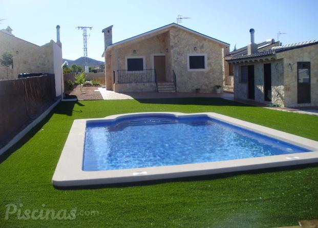 Mantenimiento de piscinas murcia for Ver piscinas