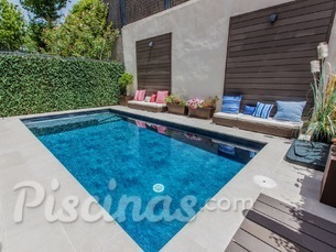 Ofertas de piscinas en madrid for Precio piscina pequena obra