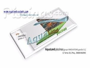 Aqualand piscinas - Precio piscina obra 8x4 ...
