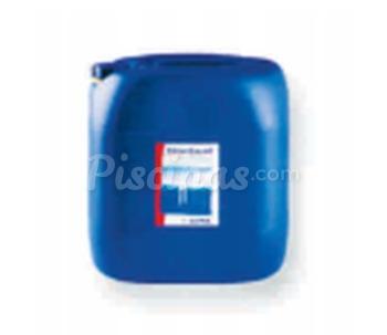 Cloradores de piscina for Precio litro cloro liquido