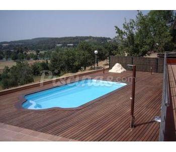 Estructuras de piscinas zaragoza for Estructura para piscina