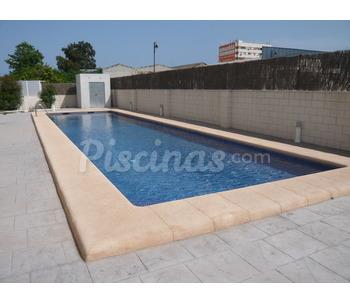 Cbm piscinas deluxe - Costo piscina 8x4 ...