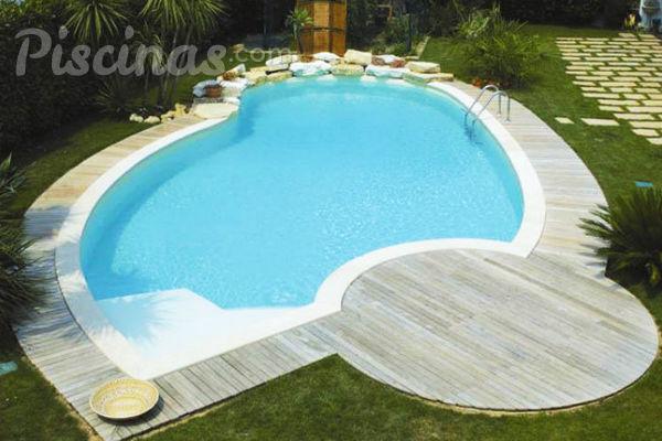 Piscinas elegantes y de f cil instalaci n for Articulos para piscinas