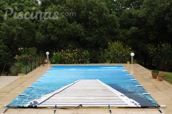 Cubiertas invernales de dise o para tu piscina for Diseno piscina