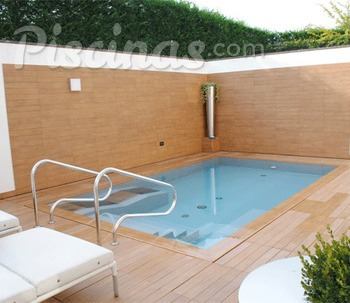 Piscinas Para Patios Pequeos Interesting Free Best
