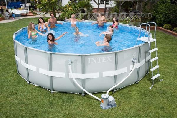 las principales ventajas de las piscinas port tiles