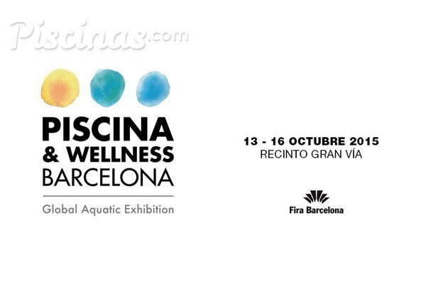 El sal n internacional piscina wellness llega a for Piscina wellness barcelona