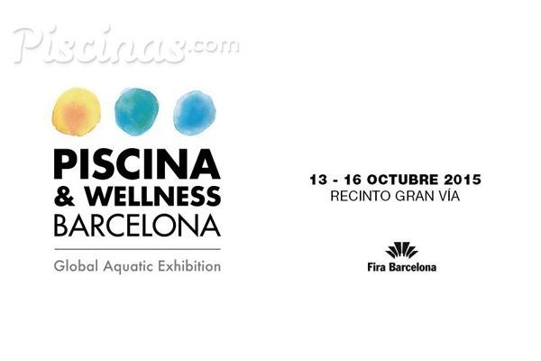 El sal n internacional piscina wellness llega a for Piscina wellness barcelona