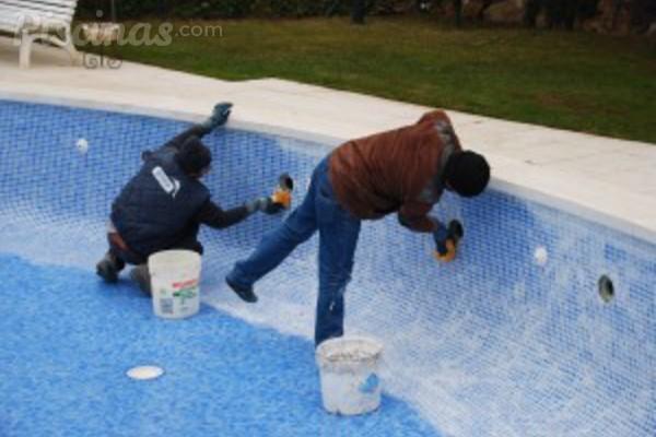 Borada para el mantenimiento de piscinas de cara al verano