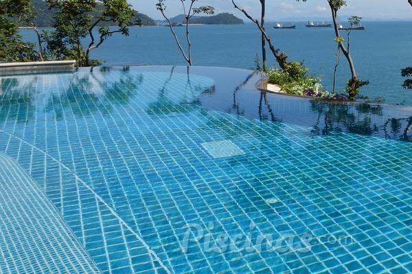 Vidrio o arena para mi depuradora for Vidrio para piscinas