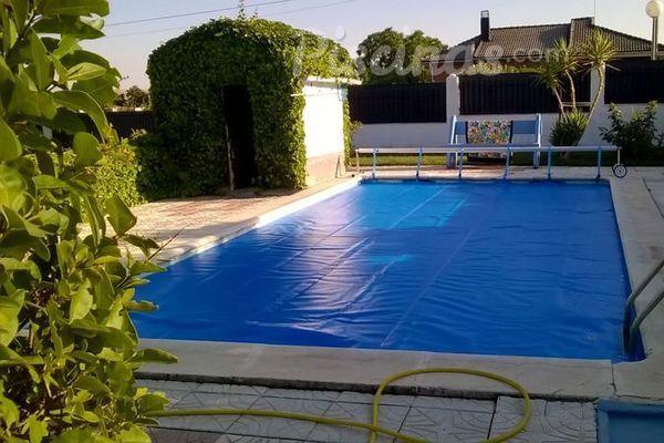 Cobertores térmicos para piscinas