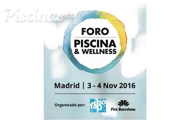 Madrid acogerá el I Foro Piscina & Wellness
