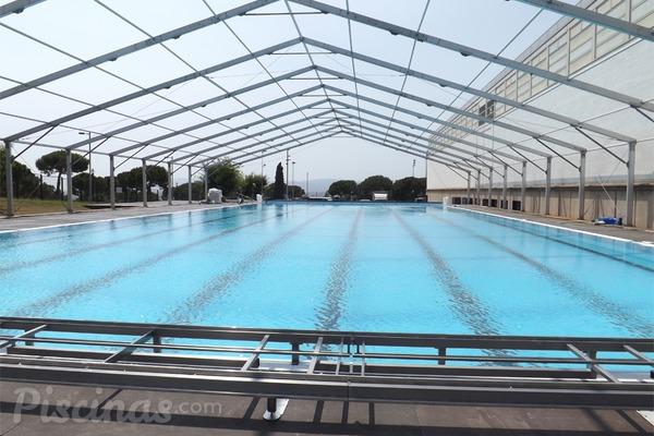 La piscina ol mpica de los mundiales de nataci n 2013 es for Piscina de natacion