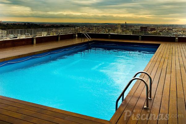 Las mejores piscinas de madrid for Piscina playa de madrid