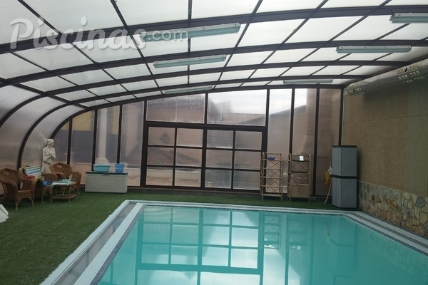 Prepara la piscina para la temporada de invierno