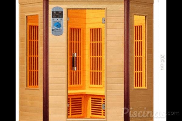 Construir una sauna en casa - Piscinas.com
