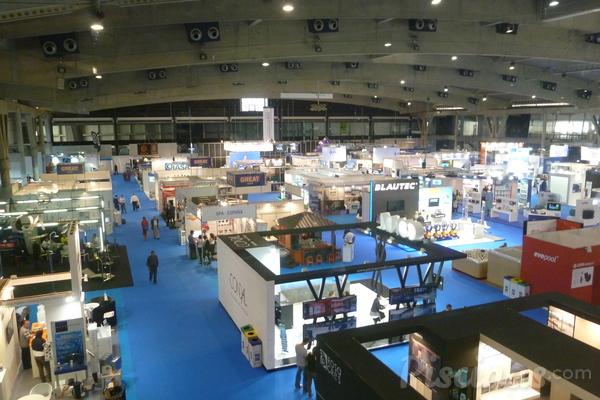 Los productos más novedosos del Barcelona Aquatic Exhibition 2013