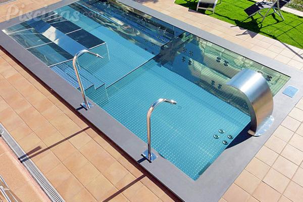 Piscinas prefabricadas de acero inoxidable pr cticas - Material de piscina ...