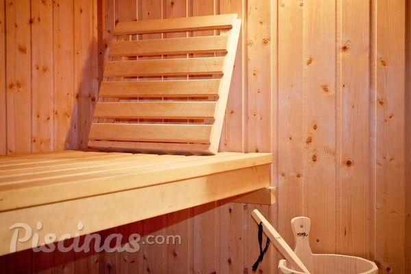 Diferentes tipos de sauna