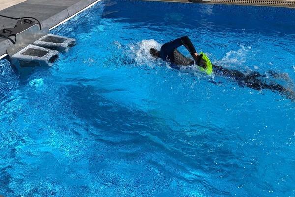 Turbina contracorriente: un aliado para todos los nadadores