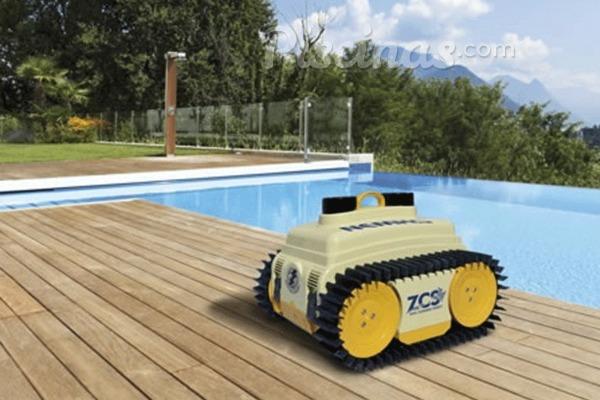 El m s moderno robot de piscina for Limpiadores de piscinas