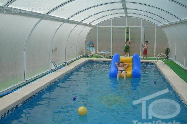 Requisitos de las piscinas cubiertas