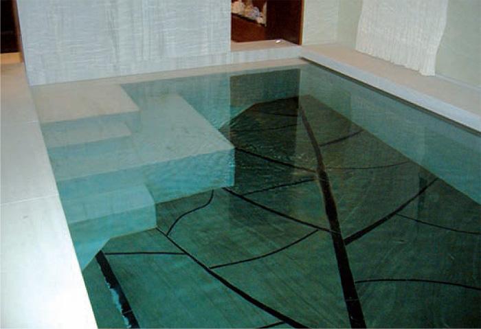 La elegancia del m rmol en las piscinas for Composicion del marmol