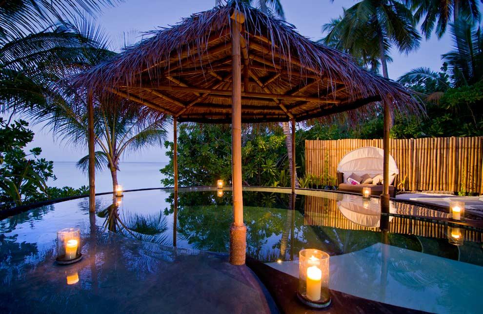 Los spas m s maravillosos del mundo for Islas maldivas hoteles en el agua