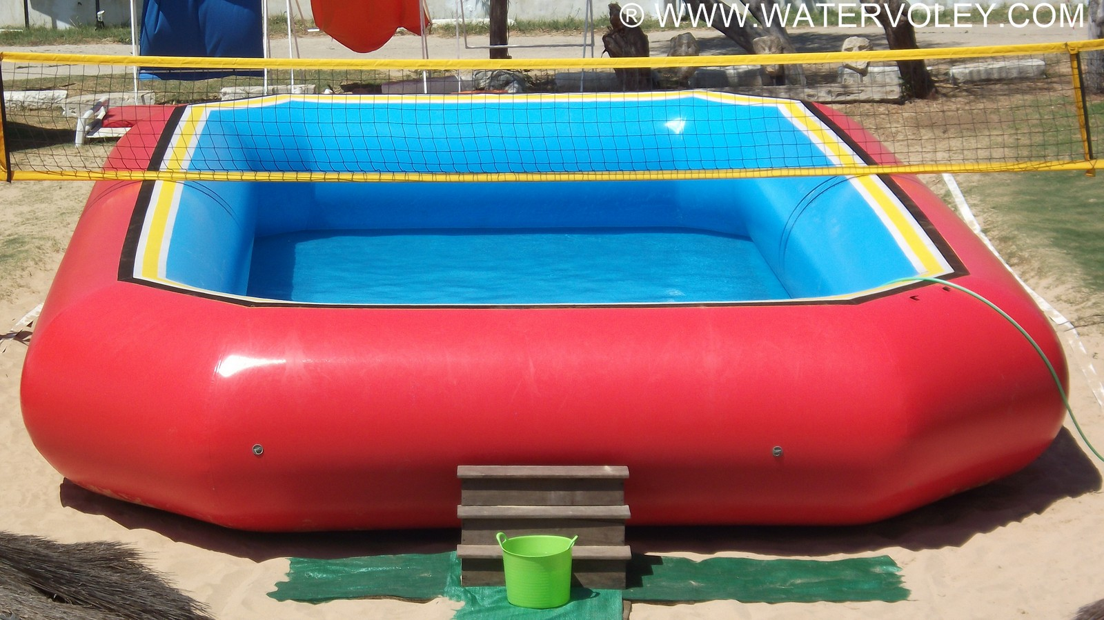 Las piscinas inflables un parque infantil al aire libre for Piscina inflable decathlon