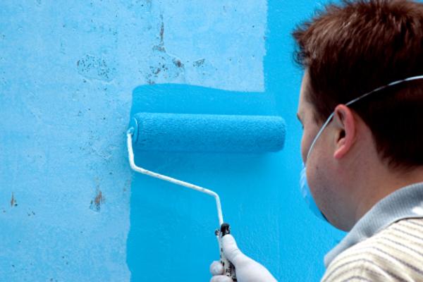 Pintura de caucho clorado la mejor soluci n para las for Hotel con piso de vidrio sobre el mar