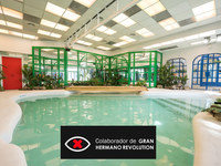 Piscina Gran Hermano Revolution