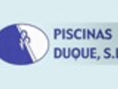 Logo Piscinas Duque