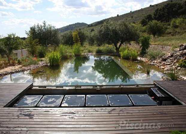 Im genes de portman garden for Construccion de piscinas naturales en argentina