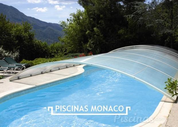 Im genes de piscinas monaco for Piscina cubierta zaragoza