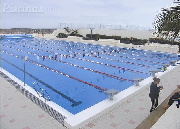 Im genes de piscinas y spas poolnatural for Piscina olimpica madrid