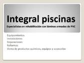 Logo Integral Piscinas