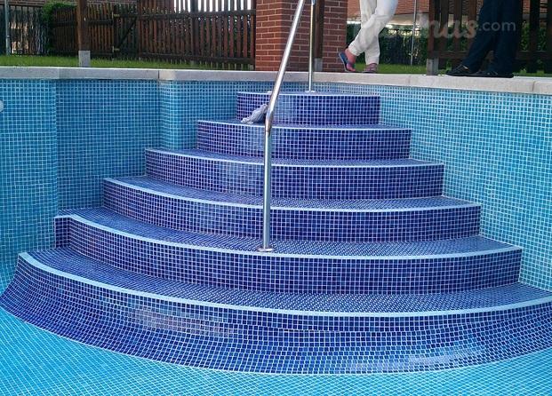 Im genes de hidromatic rosell for Ver piscinas de obra
