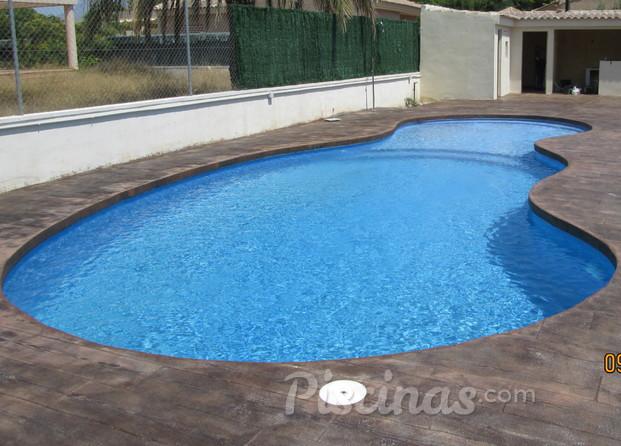 Im genes de piscinas ondamar - Piscinas tipo playa ...