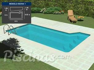Ofertas de piscinas en madrid - Precio construccion piscina 6x3 ...