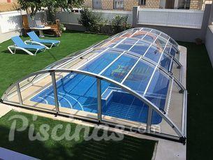 Ofertas de piscinas en murcia - Techo piscina cubierta ...