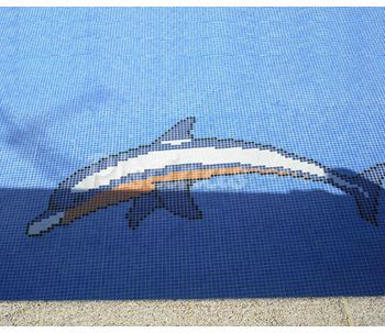 Cat logo de piscinas cies for Piscina delfin madrid