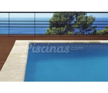 Coronaci n de piscina a medida - Coronacion de piscinas precios ...