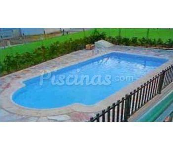 Piscinas prefabricadas asturias for Precio piscinas prefabricadas