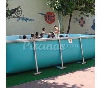 Piscinas prefabricadas navarra for Precios piscinas desmontables