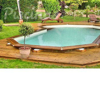 Estructuras de piscinas tenerife for Piscinas prefabricadas madera